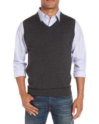 Nordstrom - Merino Wool Sweater Vest - Lyst