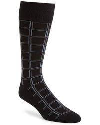 Calibrate | Check Socks | Lyst