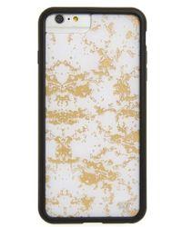 Wildflower - Foil Dust Iphone 6/7/8 Plus Case - - Lyst