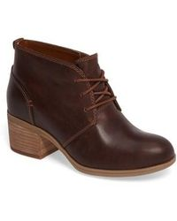 Clarks - Clarks Maypearl Floral Boot - Lyst