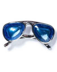 Hook + Albert - Sunglasses Lapel Pin - Lyst