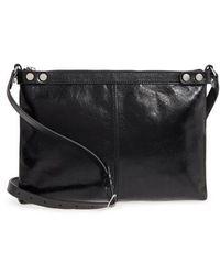 Treasure & Bond - Marlow Glazed Leather Crossbody Bag - Lyst