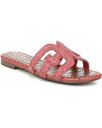 Sam Edelman Beckie 2 Double E Woven Sandals