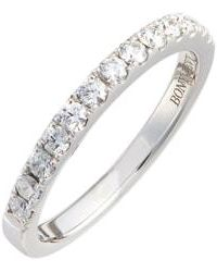 Bony Levy - Diamond Band Ring (nordstrom Exclusive) - Lyst