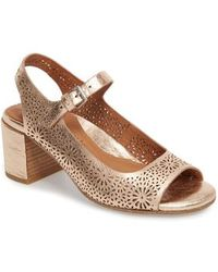 Gentle Souls - By Kenneth Cole Cheryl 2 Sandal - Lyst
