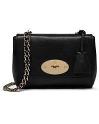 Mulberry - Lily Glossy Leather Crossbody Clutch - Lyst