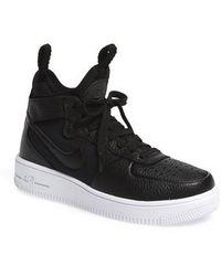 Nike - Air Force 1 Ultraforce Mid Sneaker - Lyst