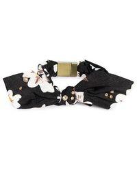 Serefina - Bow Tie Bracelet - Lyst
