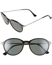 2d62243b08278 Persol Sunglasses in Black for Men - Lyst