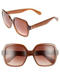 Kate Spade | 'katels' 54mm Sunglasses | Lyst