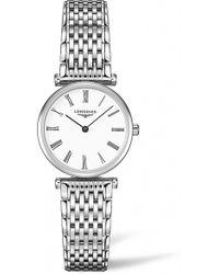 Longines - La Grande Classique De Bracelet Watch - Lyst