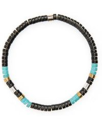 Link Up - Shell Bead Bracelet - Lyst