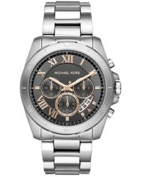 Michael Kors - Brecken Chronograph Bracelet Watch - Lyst