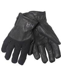 Helly Hansen - Balder Leather Gloves - Lyst