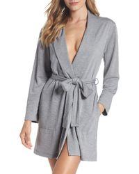 Natori - Naya Short Robe - Lyst