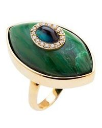 Marlo Laz - Iris Ring - Lyst