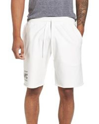 Reigning Champ - Ion Knit Cutoff Shorts - Lyst