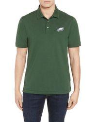 Cutter & Buck - Philadelphia Eagles - Advantage Regular Fit Drytec Polo - Lyst