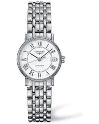 Longines - Presence Automatic Bracelet Watch - Lyst