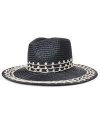 5f88c71cd Joanna Embroidered Straw Hat -