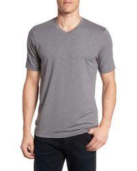 Travis Mathew - 'trumbull' Trim Fit Slubbed T-shirt - Lyst