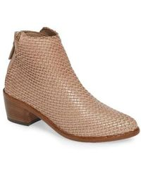 Ron White - Laylee Woven Bootie - Lyst