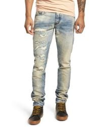 PRPS - Le Sabre Tapered Fit Jeans - Lyst