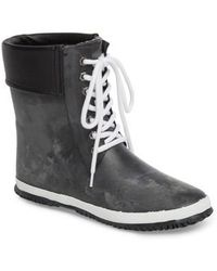 Dav - Waterproof Packable Lace-up Bootie - Lyst