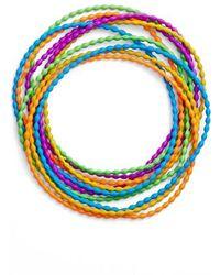 Adia Kibur - Rice Set Of 10 Necklaces - Lyst