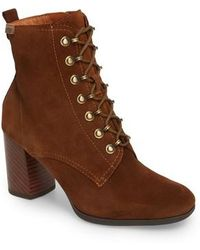 Pikolinos - Aragon Lace-up Boot - Lyst