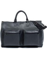 Hook + Albert - Leather Garment Bag - - Lyst