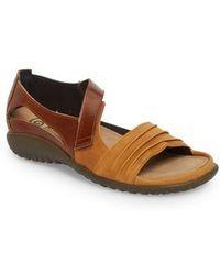 Naot | 'papaki' Sandal | Lyst
