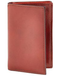 Bosca - 'old Leather' Gusset Wallet - Lyst