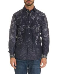 Robert Graham - The Cooley Limited Edition Classic Fit Sport Shirt - Lyst