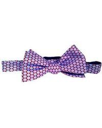 Lazyjack Press - Lift Silk Bow Tie - Lyst