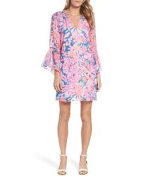 Lilly Pulitzer | Lilly Pulitzer Matilda Tunic Dress | Lyst