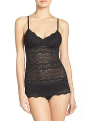 Cosabella - 'dolce' Long Lace Camisole - Lyst