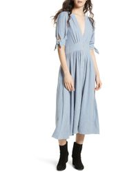 aeda818396c Sanctuary Boyfriend For Life Utility Belted Vintage Midi Length ...