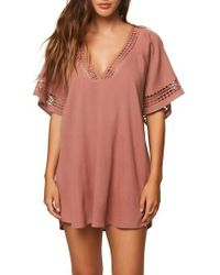 O'neill Sportswear | Celeste Cover-up Dress | Lyst
