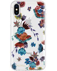 Rebecca Minkoff - Punk Floral Iphone X/xs Case - - Lyst
