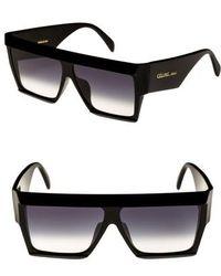 Céline - 60mm Flat Top Sunglasses - Lyst