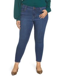 Liverpool Jeans Company - Abby Stretch Ankle Skinny Jeans - Lyst