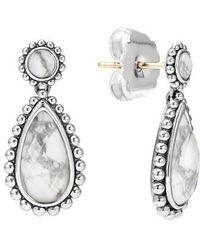 Lagos - 'maya' Teardrop Earrings - Lyst
