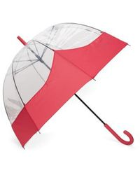 HUNTER - 'moustache' Bubble Umbrella - Lyst