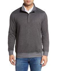 Tommy Bahama - Pro Formance Quarter Zip Sweater - Lyst