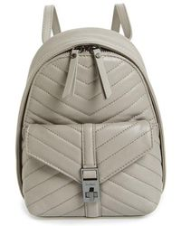 Botkier - Dakota Quilted Leather Backpack - Lyst
