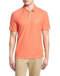 Tommy Bahama - Tropicool Spectator Pique Polo - Lyst