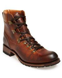 Sendra | 'alpine' Round Toe Boot | Lyst