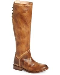 Bed Stu - Manchester Over The Knee Boot - Lyst