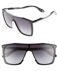 Givenchy - 99mm OverBlack White - Lyst